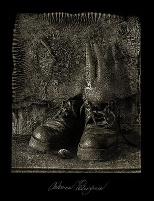 Still-life with boots