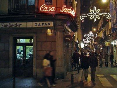 Christmas Life (at Madrid)