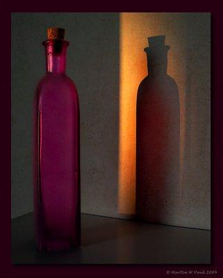 Thinking Bottle