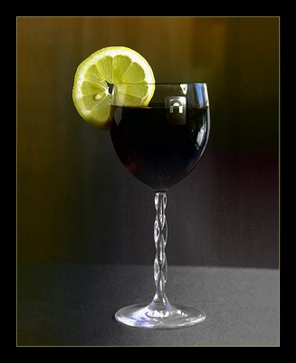 Wine and lemon(1)