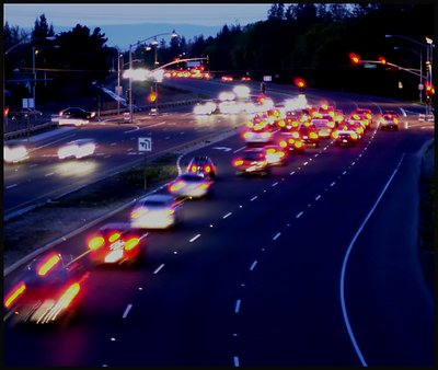 Night and speed
