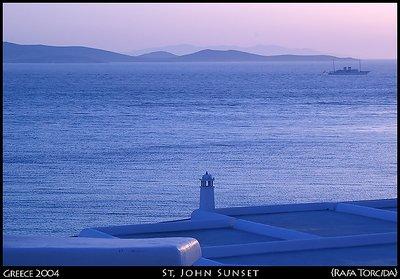 St.John Sunset