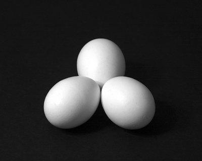 Simple eggs