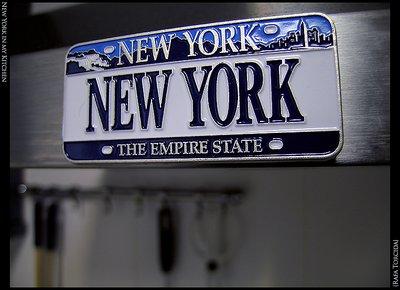 New York in my Kitchen