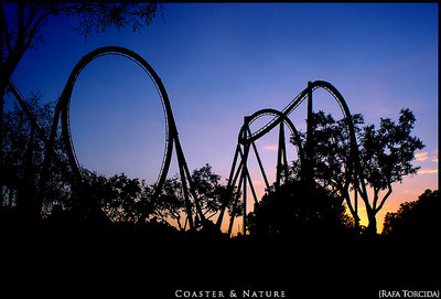 Coaster & Nature