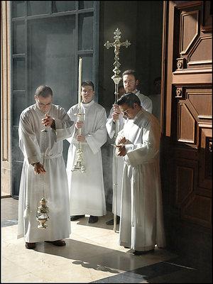 At The Seminary