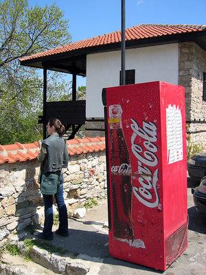 i don't want any coke...