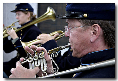 Gettysburg Horns