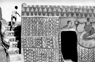 Chief's home (Burkina Faso)