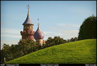 Queen of Hearts Castle