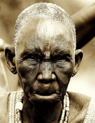 Old Woman III