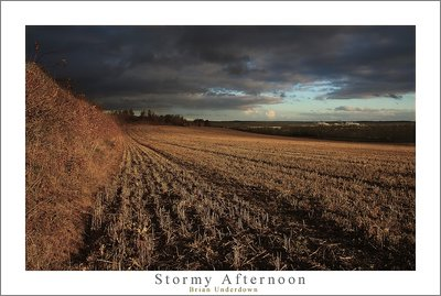 Stormy Afternoon