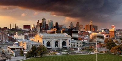Union Station Panoramic - Fall