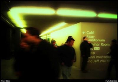Tate Hall