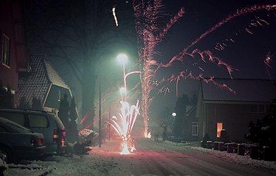 Fireworks 2001