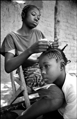 Hairdresser (Burkina Faso)