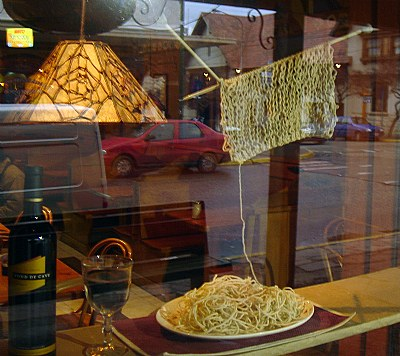 Knitting as Pasta