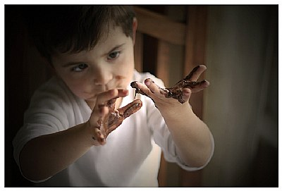 """""""Play with Chocolate"""""""