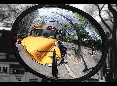 NY Scool Bus