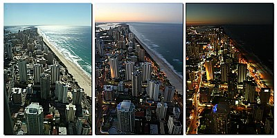 Changing Faces of the Gold Coast Australia