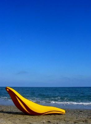 Di fronte al mare