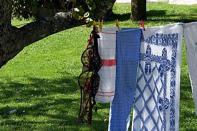 Upper Bavarian laundry