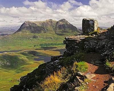 Stac Pollaidh Viewpoint