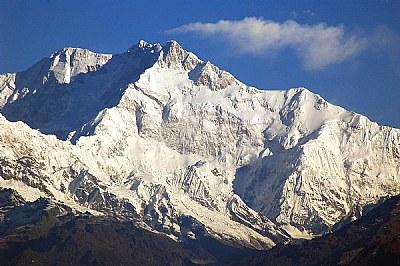 Mt Khangchendzonga