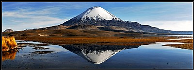 Parinacota (>21,000 ft)