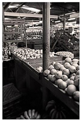 At the popular market