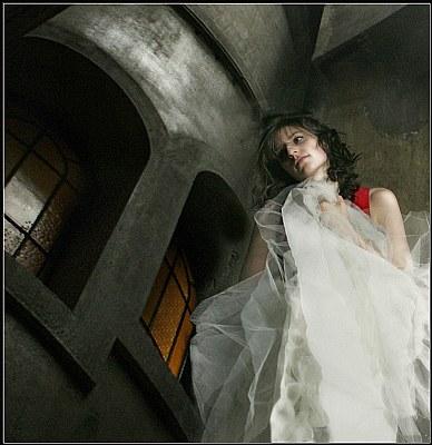 Lady in Castle