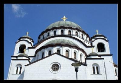 Hram Svetog Save V