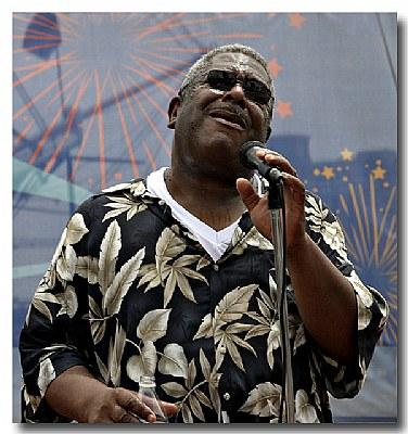 Charles Lee Sings Motown
