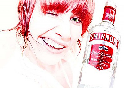 Smirnoff Lover