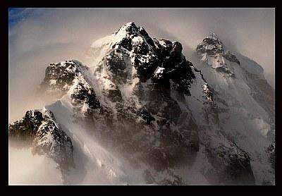 Arctowski Peaks
