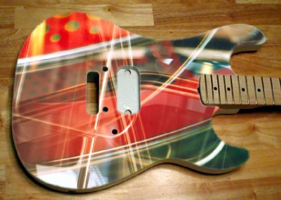 Guitar 17, from photo VH-17