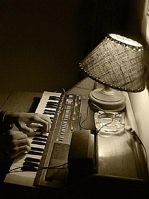 lights and music