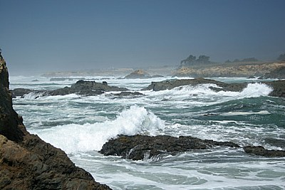 Glass Beach Ft Bragg, CA