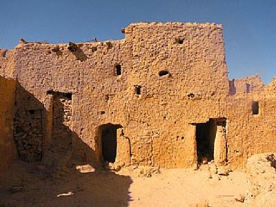 Siwa Architecture