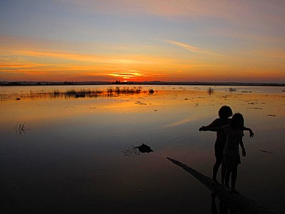 Fatnas Sunset