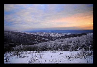 Snowy Thrace