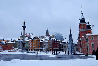 HAPPY NEW YEAR from Warsaw