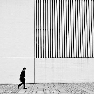Between Straight Lines
