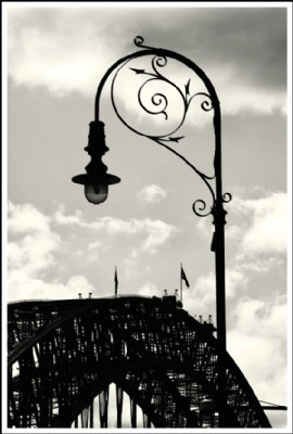 Lamp & Bridge