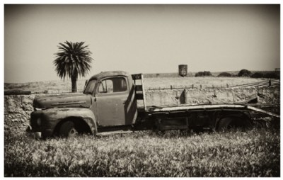 Old Homestead Truck