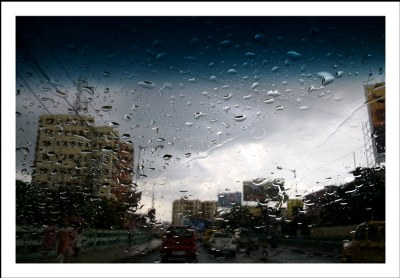 Rainy Day -Kolkata