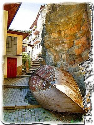 Ohrid streets