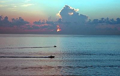 Boats & Sunup