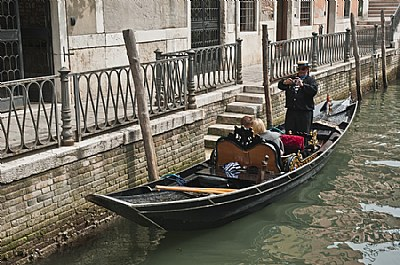 The photographer in Venice