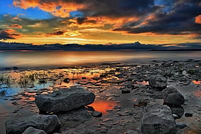 Daybreak in Craigleith